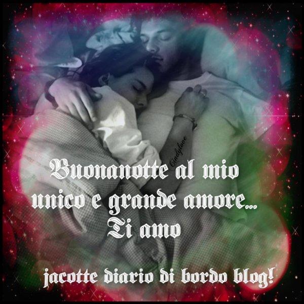 Buonanotte Amore Ti Amo Whatsapp