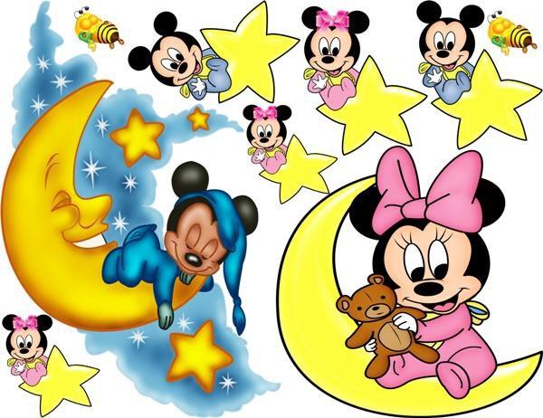 Buonanotte Topolino E Minnie
