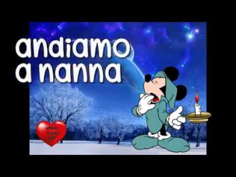 Immagine buonanotte topolino disney for Buongiorno assonnato