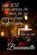 frase-della-buonanotte-da-condividere-candela