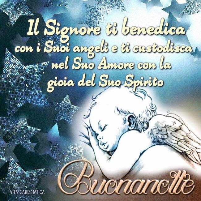 Buonanotte Angioletto E Preghiera